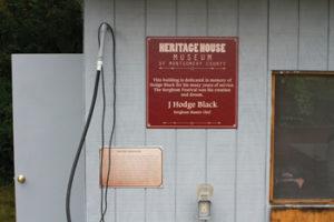 Sorghum Festival Heritage House Museum
