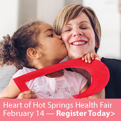 Heart of Hot Springs Health Fair