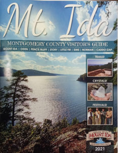 Mount Ida Area Chamber of Commerce 2021 Visitor Guide
